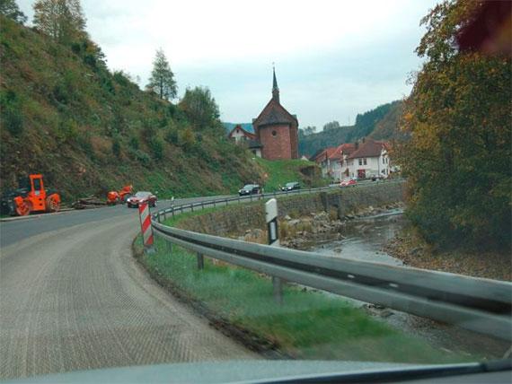 B 317 Schönau
