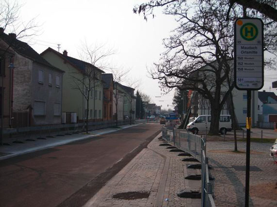 Bergstraße, Ludwigshafen