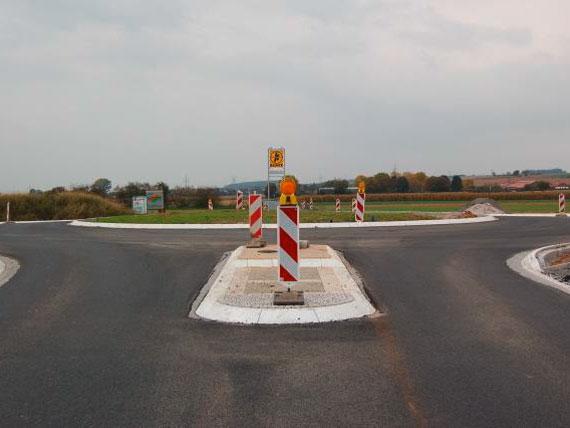Kreisverkehr, Hanau