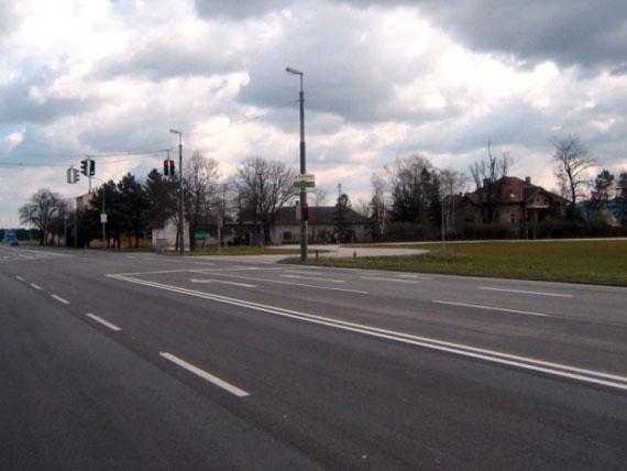 Metrokreuzung, Wiener-Neustadt