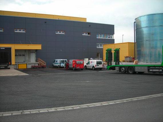 Nestlé-Hof Groß-Gerau